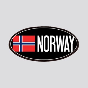 Norway: Norwegian Flag & Norway Patch